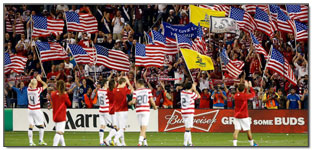 Only One True Goal for USMNT