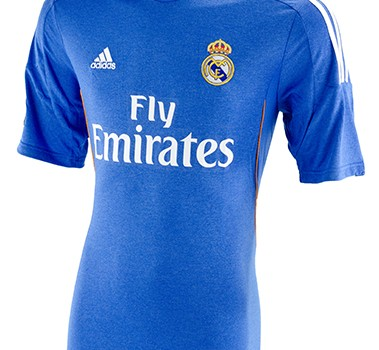 New Real Madrid Away Shirt 2013-2014