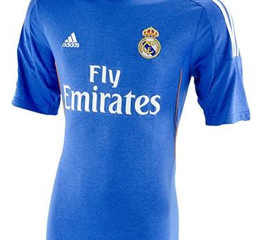 New Real Madrid Away Shirt 2013-2014