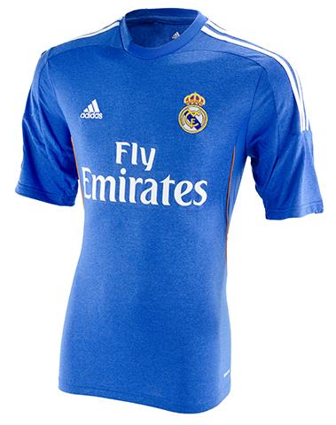 z29405 adi realmadrid away 13-14 front. The upcoming 2013-2014 Real Madrid  Away Shirt features ... d149b6da1