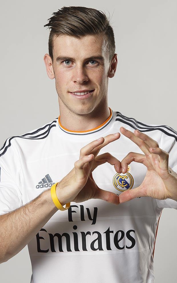Gareth Bale Heart <3