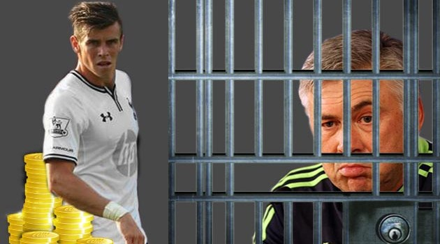 Ancelotti Needs Bale-d out