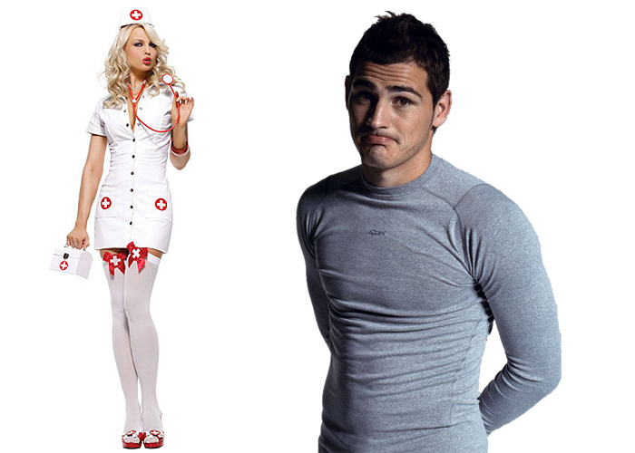 nurse Casillas injured