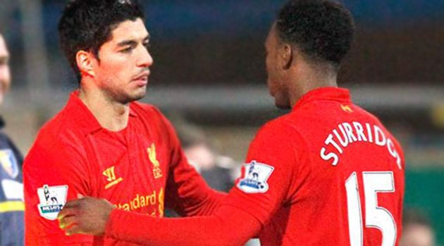 Suarez & Sturridge- Super Strike Partners