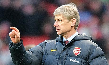 Arsenal Prepared to Choose Wenger…again