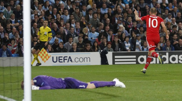 Bayern Roll Over City, Make Serious Statement