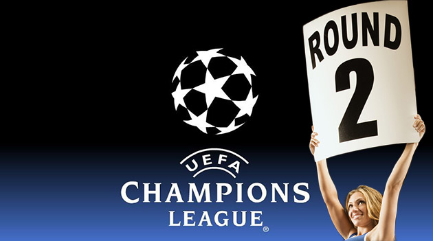 championsleague round 2