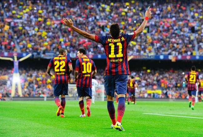 Neymar-Barcelona-Madrid