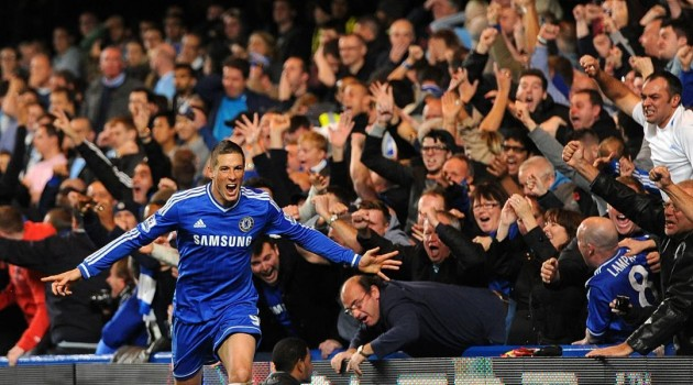 City Blushes, Chelsea Conquers