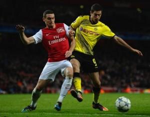 Arsenal-Dortmund