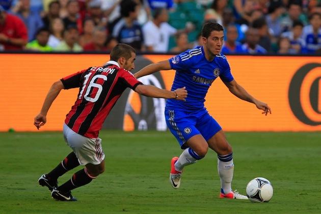 AC Milan v Chelsea-1182561