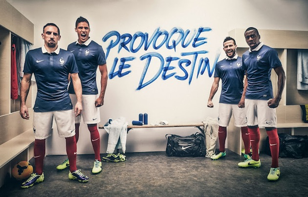 France 2014 World Cup Home Kit (1)