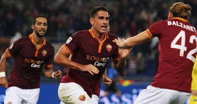 Roma Continue to Roll