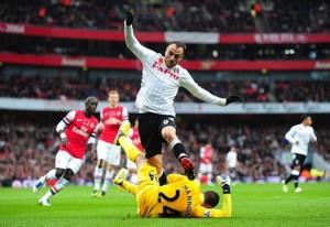 Fulham-Berbatov