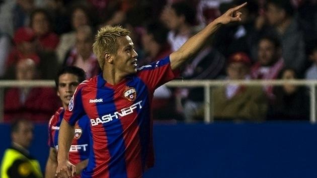 Keisuke-Honda-CSKA-Moscow