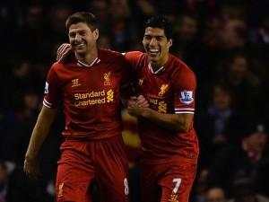 Suarez-Gerrard-Liverpool