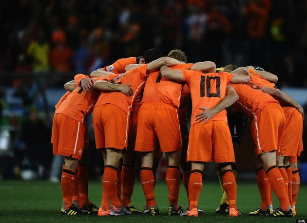 Holland-national-team