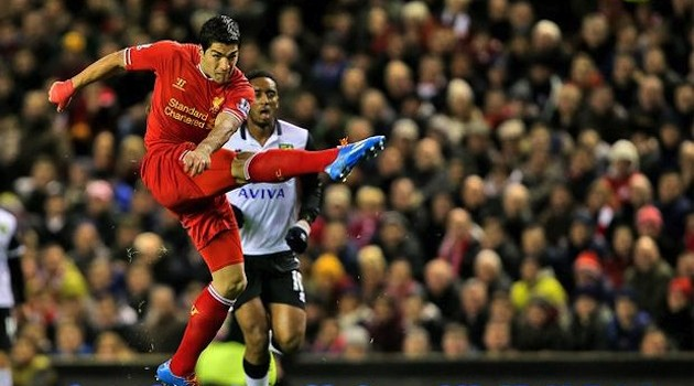 Suarez Serves Notice