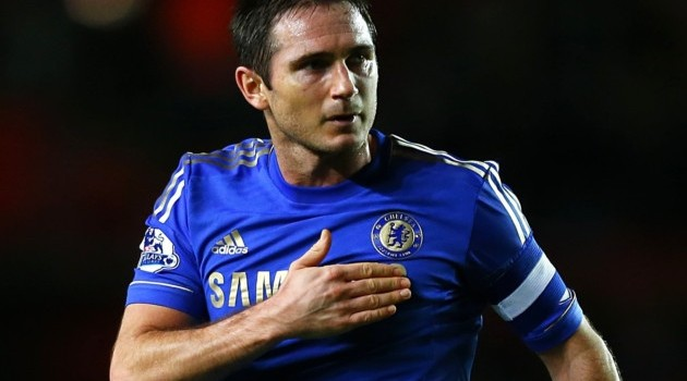 On the Spot: Frank Lampard