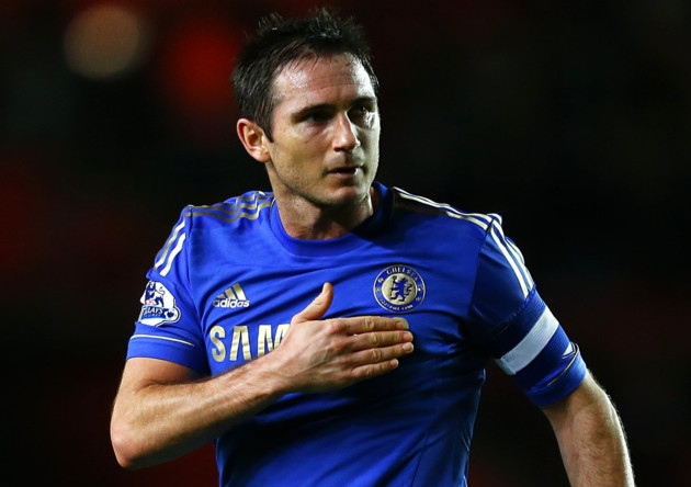 Frank Lampard earned a 12 million dollar salary, leaving the net worth at 60 million in 2017