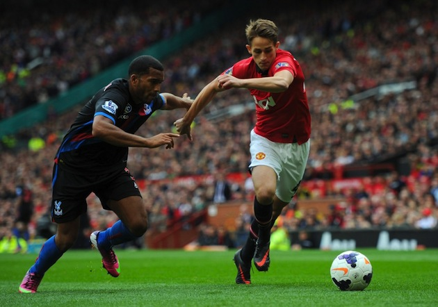 Januzaj for Man United