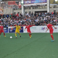 European Minifootball Federation Preps for 2014