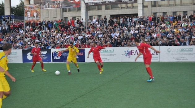 European Minifootball Federation Preps for 2014