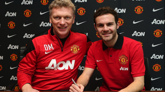Mata Move Showing Chelsea Transfer Change?