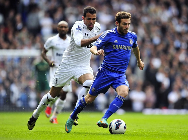 Juan Mata for Chelsea