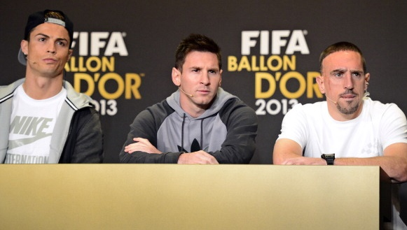 Ballon d'Or Candidates