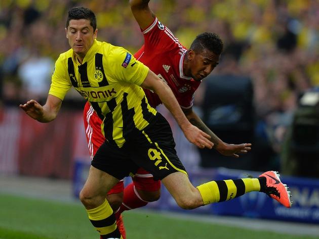 Lewandowski vs. Bayern