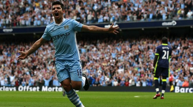 On The Spot: Sergio Aguero