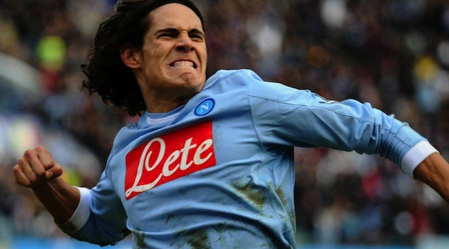 On the Spot: Edinson Cavani