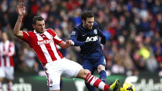 Juan Mata vs. Stoke