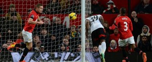 Fulham ties against United