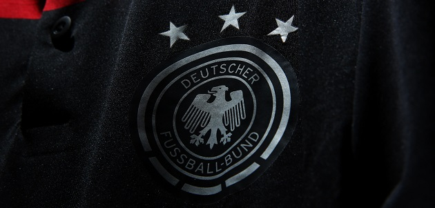 Germany away kit crest