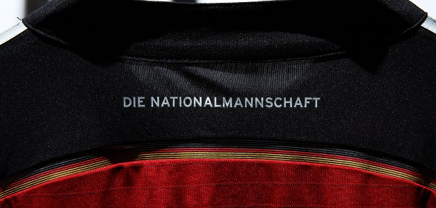 Dienationalmannschaft Germany away jersey