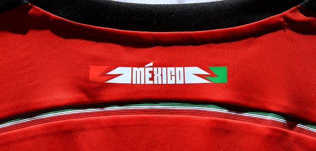 Mexico's Red Adidas Away Jersey Has Arrived