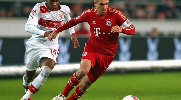 On the Spot: Philipp Lahm
