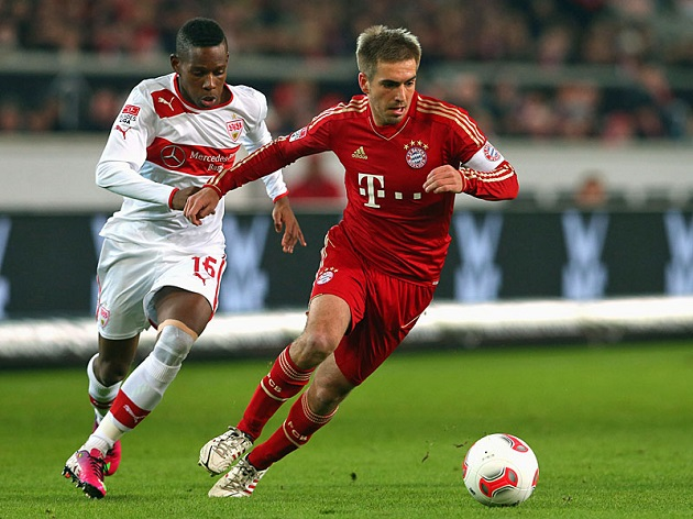 Phillipp Lahm of Bayern