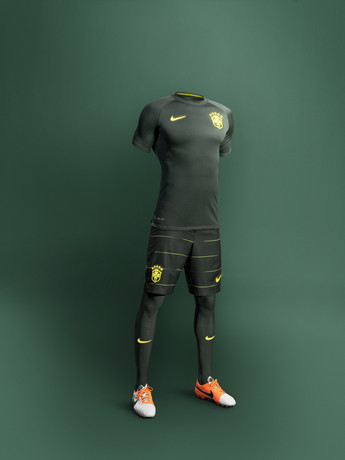 Brasil full third kit