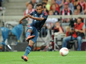 Bayern's Julian Green