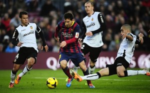 Messi vs. Valencia