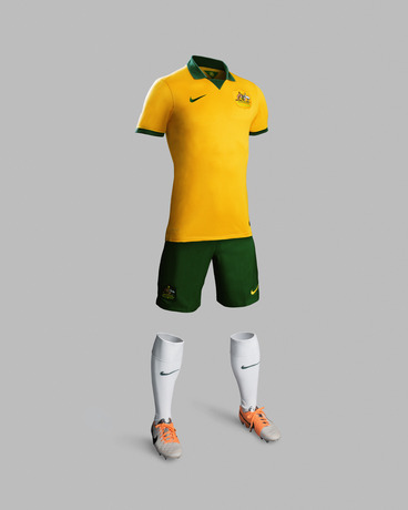 Australia full home kit