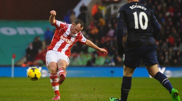 Man United Lose More Than Points Against Stoke