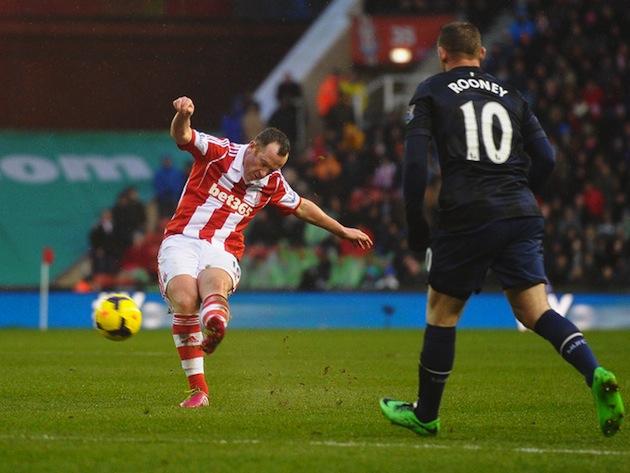 Stoke City vs. Man U
