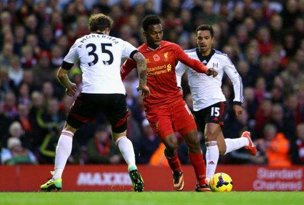 Fulham vs. Liverpool