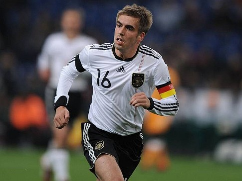 Lahm as captain