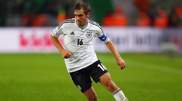German Philipp Lahm