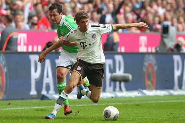 Bayern vs. VfL Wolfsburg